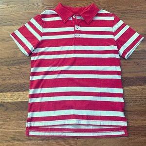 Boys short sleeve polo shirts bundle (2)